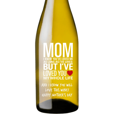 White Wine - Mom Whole Life