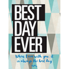 Personalized Champagne - Best Day Ever Label