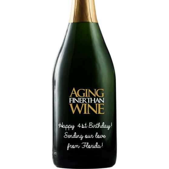 Champagne - Aging Finer Than Wine