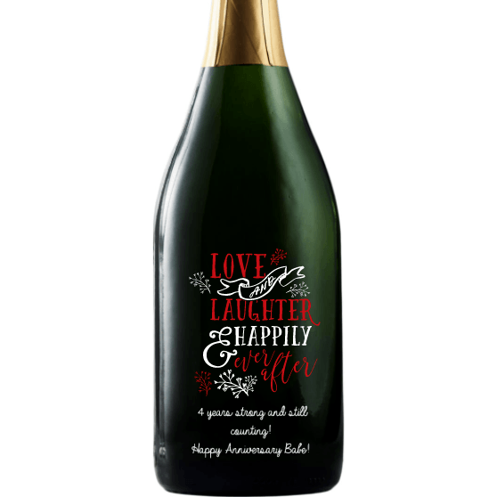 Champagne - Love and Laughter