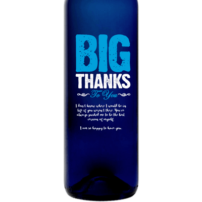 Blue Bottle - Big Thanks to You