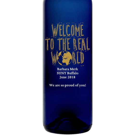 Blue Bottle - Welcome to the Real World