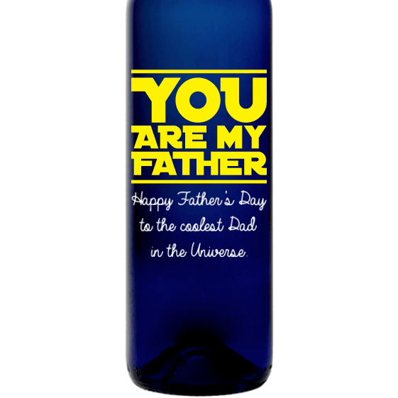 Blue Bottle - You Are My Father