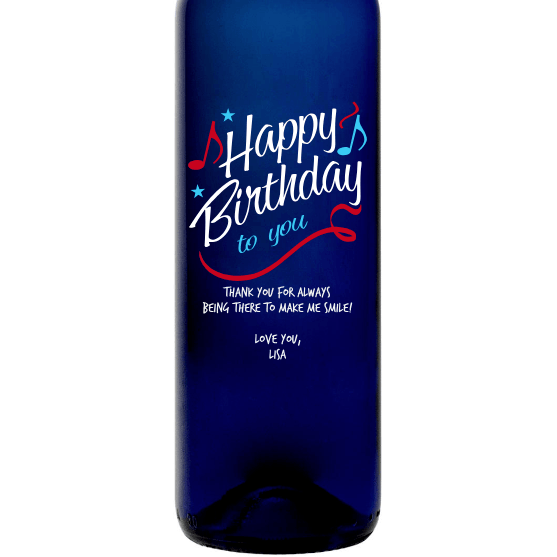 Blue Bottle - Happy Birthday to You