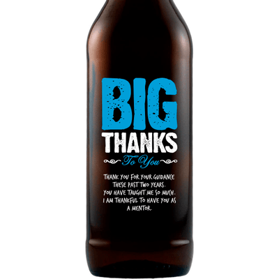 Beer - Big Thanks to You