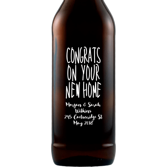 Beer - Congrats on Your New Home