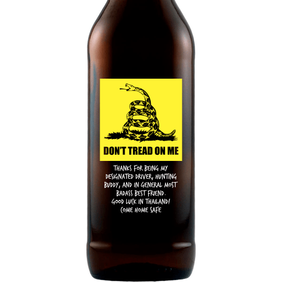 Beer - Don't Tread on Me