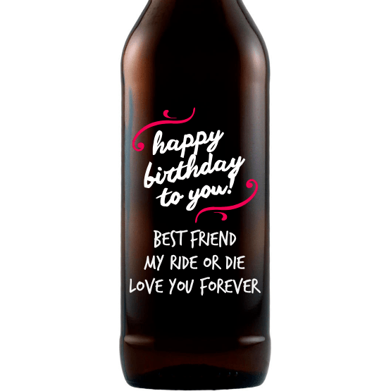 Beer - Happy Birthday Script
