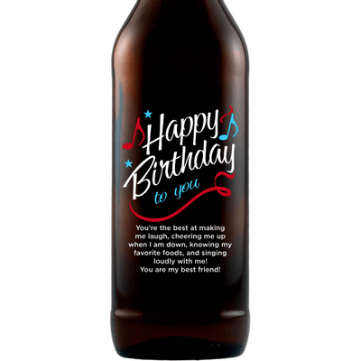 Beer - Happy Birthday to You