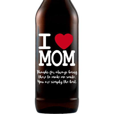 Beer - I heart Mom