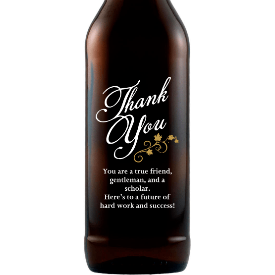 Beer - Thank You Vines