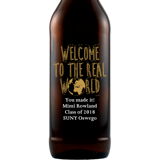 Beer - Welcome to the Real World