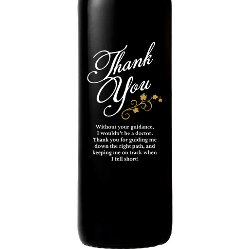 Red Wine - Thank You Vines