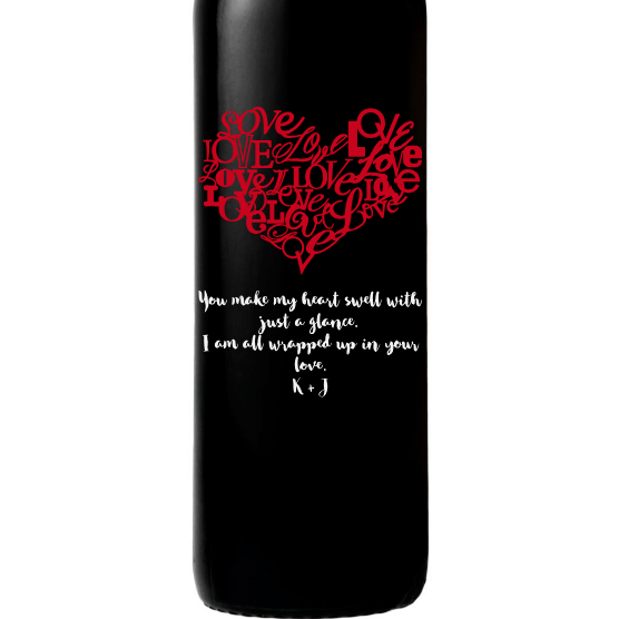 Red Wine - Heart of Love