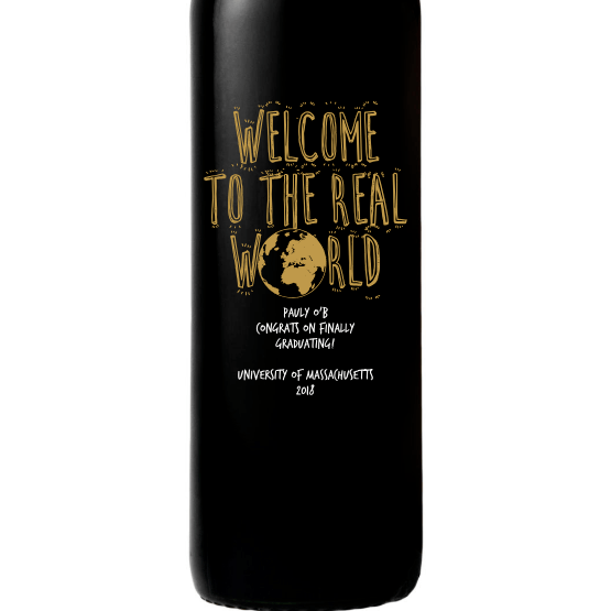 Red Wine - Welcome to the Real World
