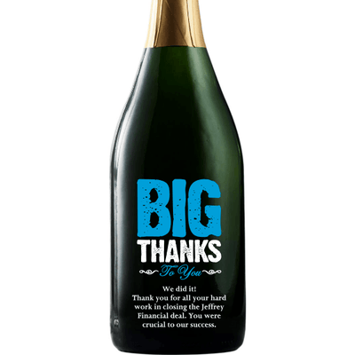 Champagne - Big Thanks to You