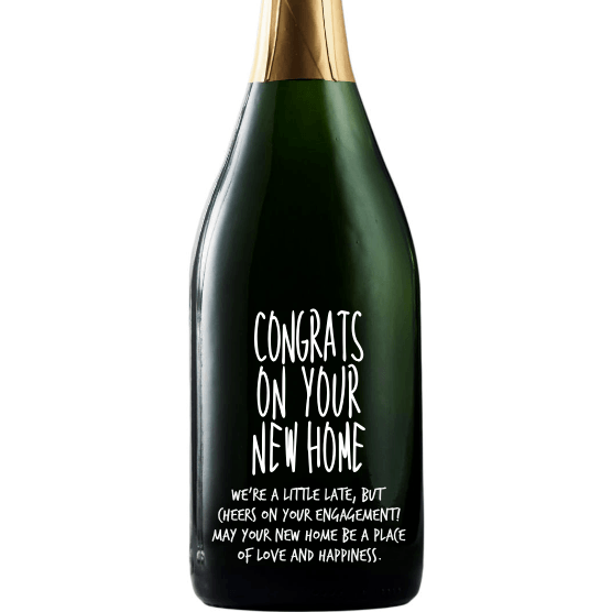Champagne - Congrats on Your New Home