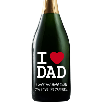 Champagne - I Heart Dad