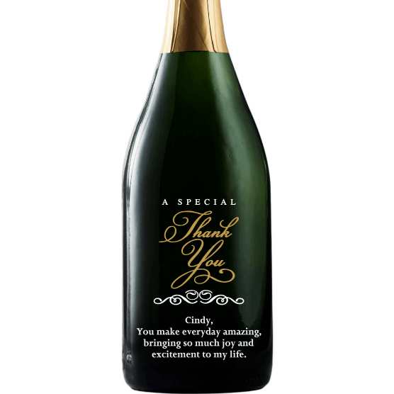 Champagne - Special Thank You