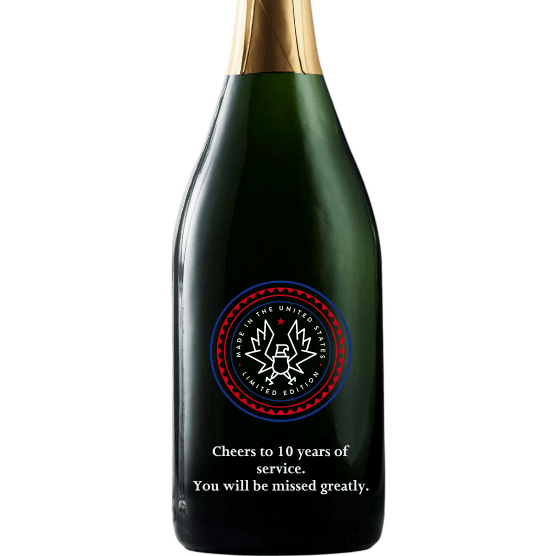 Champagne - Made in the US