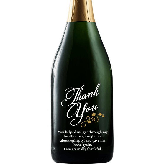 Champagne - Thank You Vines