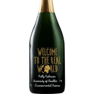 Champagne - Welcome to the Real World