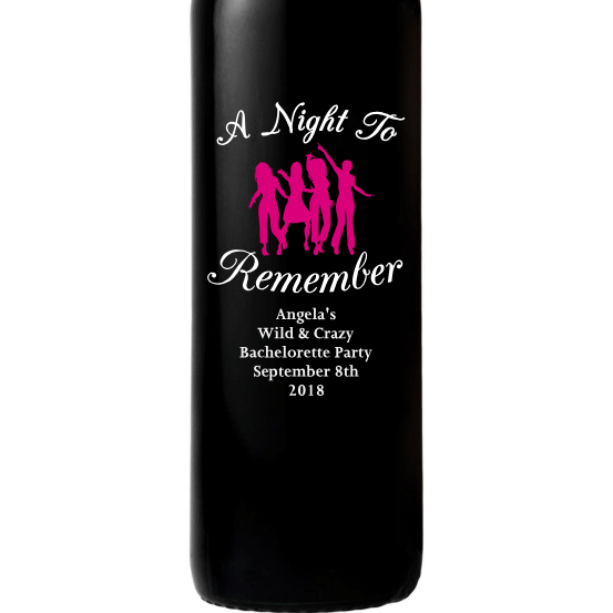 Red Wine - A Night to Remember