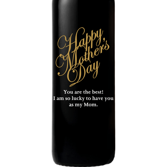 Red Wine - Happy Mother's Day