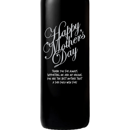 Red Wine - Happy Mothers Day