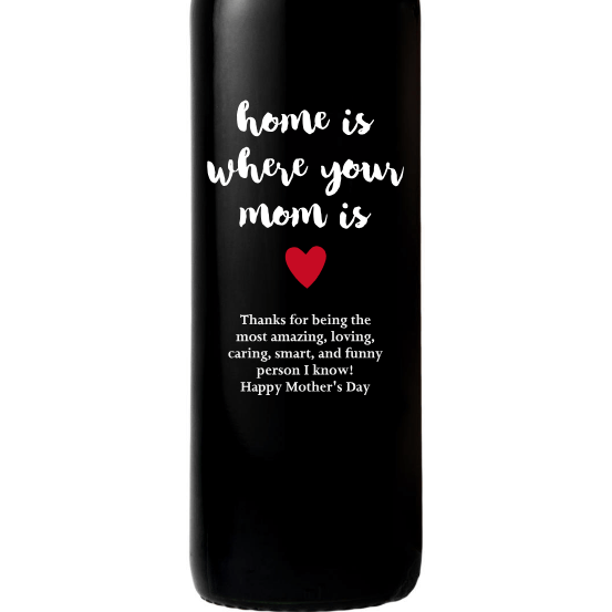 Red Wine - Mom is Home