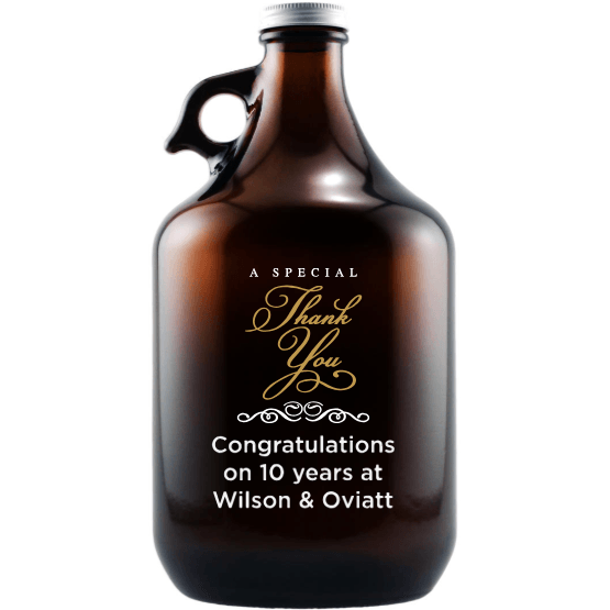 Growler - Special Thank You
