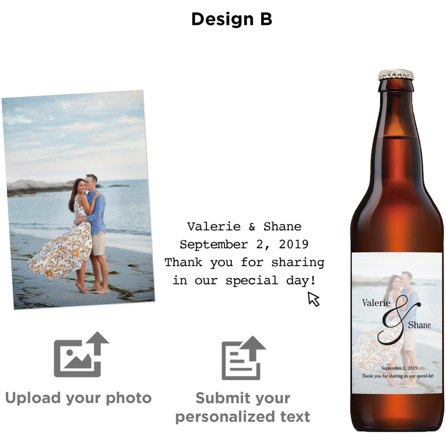 Beer - Custom Label with your Photo!