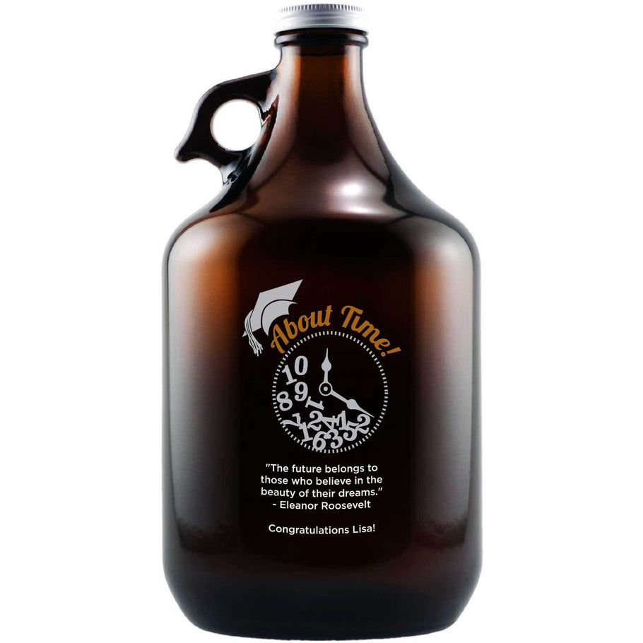 Growler - About Time