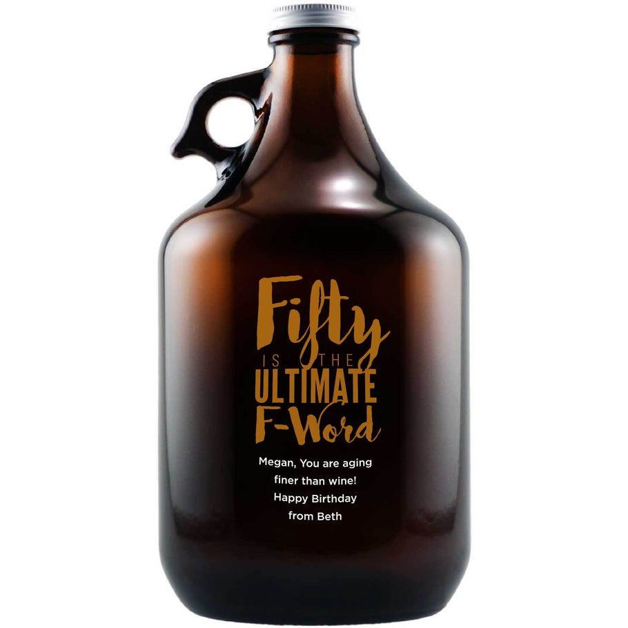 Growler - Fifty Ultimate F-Word