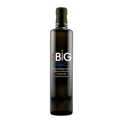 Balsamic Vinegar / Olive Oil - The Big Five-O