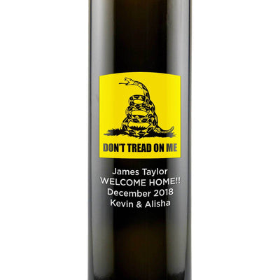 Oil/Vinegar - Don't Tread on Me