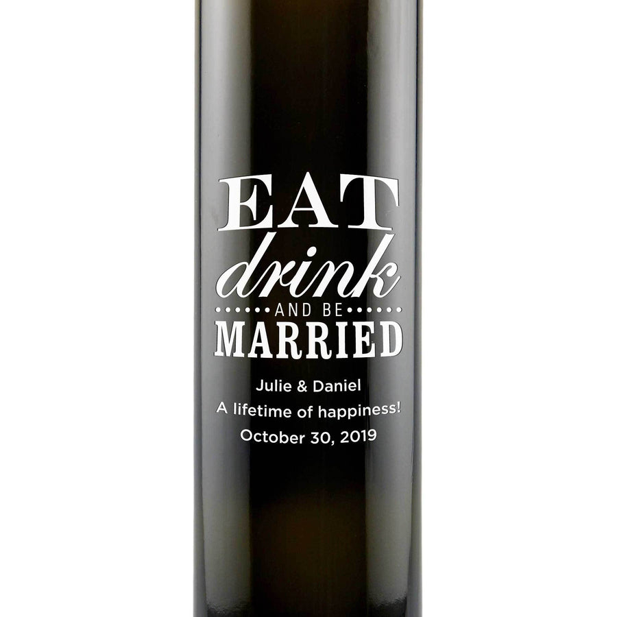 Balsamic Vinegar / Olive Oil - Eat Drink and Be Married
