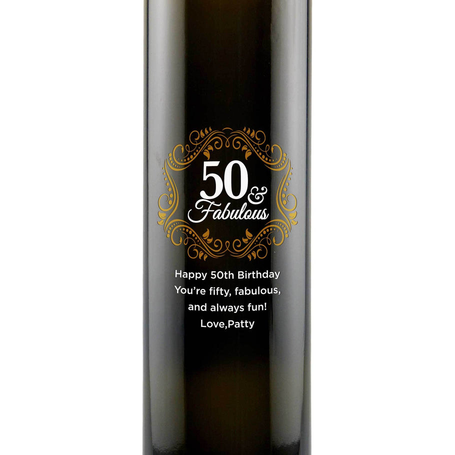 Oil/Vinegar - Fifty and Fabulous