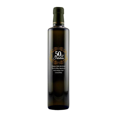 Balsamic Vinegar / Olive Oil - Fifty and Fabulous