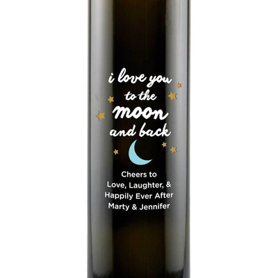 Oil/Vinegar - Moon and Back Stars