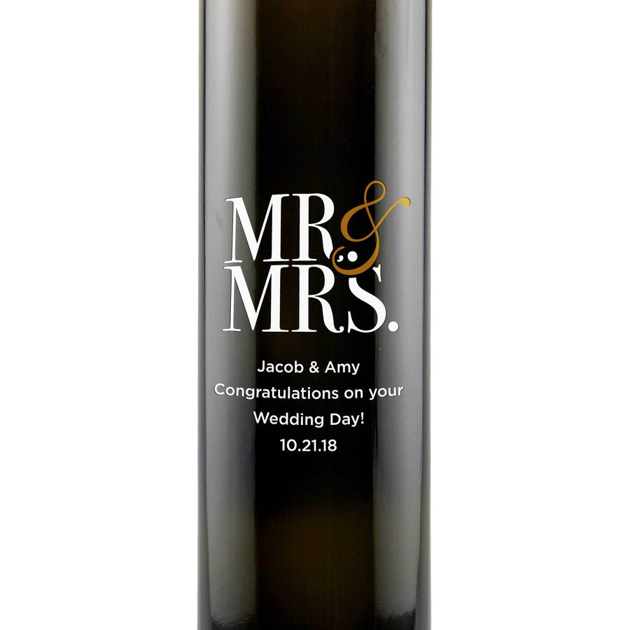 Balsamic Vinegar / Olive Oil - Mr & Mrs Contemporary
