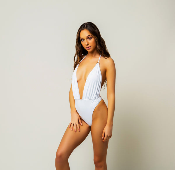 Guarana One Piece - White
