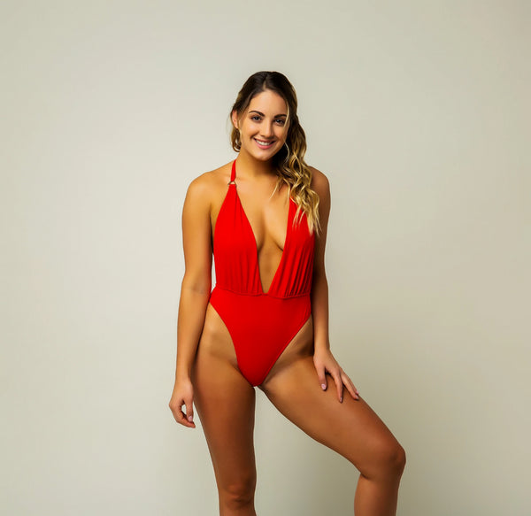 Guarana One Piece - Cherry Red