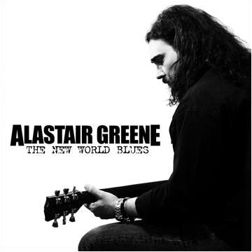 CD - Alastair Greene - The New World Blues (PRE-ORDER!)