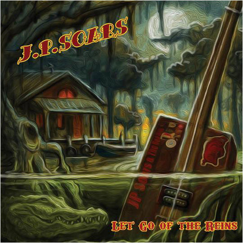 CD - JP Soars - Let Go Of The Reins