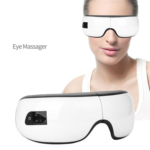 Eye Massager with Hot Compress