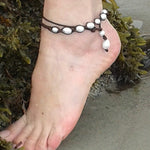 Baroque Pearl Anklet