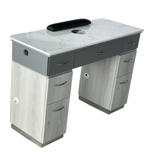Taylor 2 Single Table Vent H31 -Silver