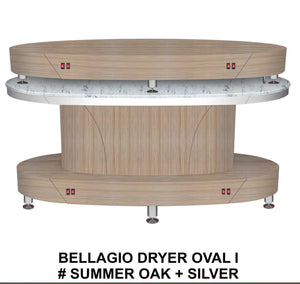 Bellagio I Dryer Oval