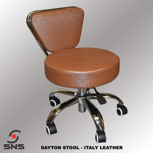 Dayton Deluxe Pedicurist Stool